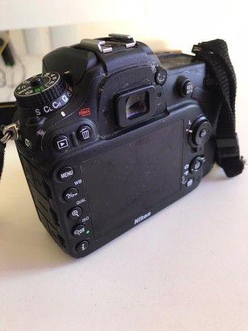 Nikon D7200 com lente Nikkor 50mm - Apenas 26k clicks.