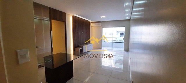 (Vende-se) Le Parc - Apartamento com 3 dormitórios, 96 m² por R$ 530.000 - Industrial - Po - Foto 3
