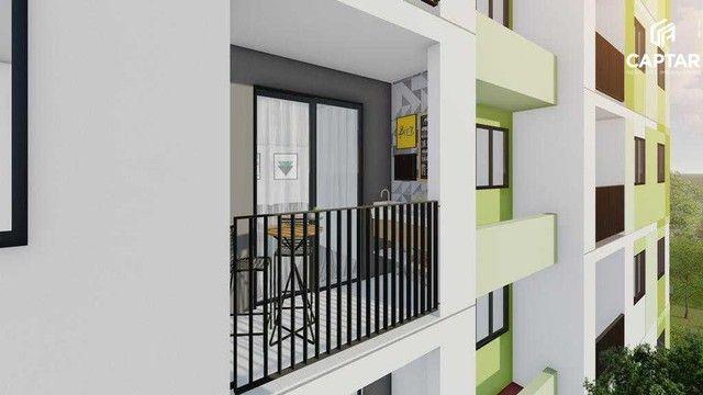 Apartamento 2 e 3 quartos, Bairro Universitário, Condomínio Viver Bem - Foto 2
