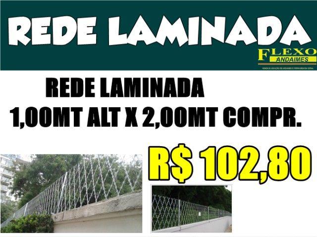 Concertina, Rede Laminada, Lança Protetora.