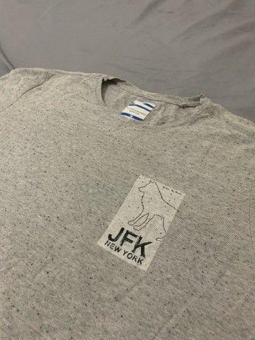 Camisas Acostamento Originais TAM.: P - Foto 6