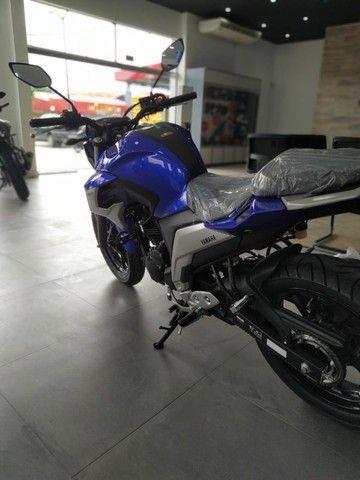 Yamaha Fazer 250 ABS 2021/2021 0km - Foto 4