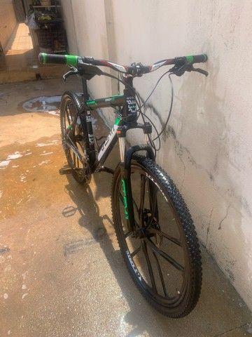 Bicicleta aro 29 grupo shimano - Foto 2