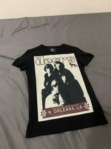 Camisas Acostamento Originais TAM.: P