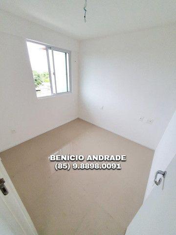 Apartamento com 03 quartos, sendo 02 suítes, novo, com lazer incrível! - Foto 12