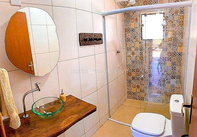 Casa com 2 quartos com 1 Suite - Cozinha Americana - 2 Vagas de garagem - Deck com Churras - Foto 8
