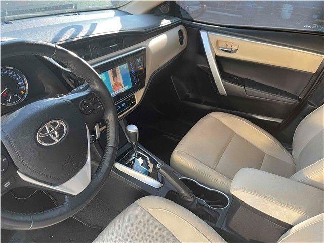 Toyota Corolla 2018 2.0 altis 16v flex 4p automático - Foto 6