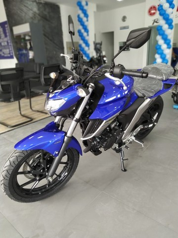 Yamaha Fazer 250 ABS 2021/2021 0km - Foto 6