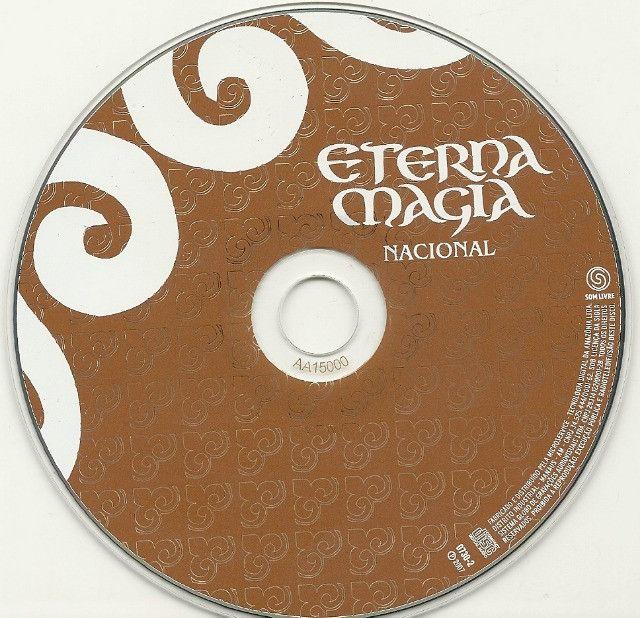 CD - Eterna Magia - Trilha Sonora Nacional - Foto 3