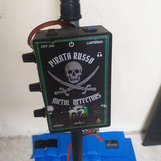 Detector de metal pouco usado - Foto 3