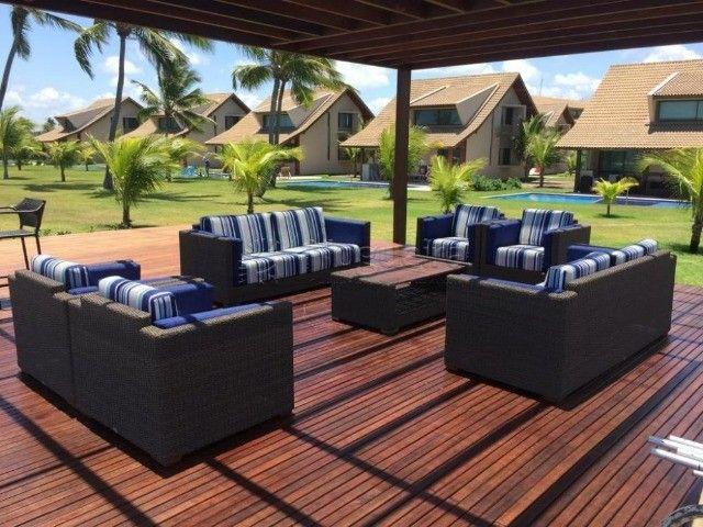 hh1362 resort nui supreme, vendo bangalô em muro alto, porto de galinhas, 5 quartos , 250m - Foto 10
