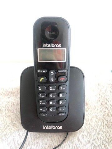 TELEFONE SEM FIO - INTELBRAS (PERFEITO ESTADO)