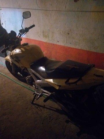 Casa Alto e baixo e uma moto sbx250 twiste 50000mil - Foto 6