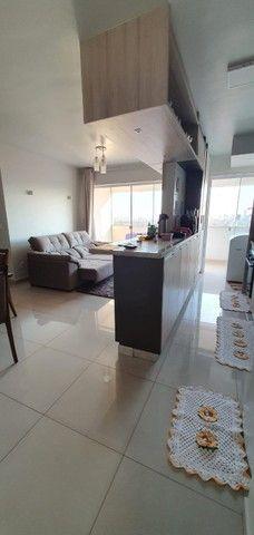 apartamento de 3 qts com escaninho, armários, porcelanato, condomínio reserva da amazônia - Foto 2