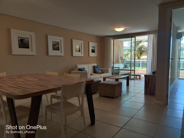 Apartamento para alugueo temporada na praia do Cumbuco  ce a metros do mar com  104 m2 e 3