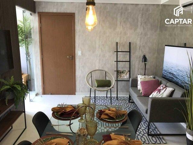 Apartamento 2 Quartos, Residencial Ipojuca Indianópolis 1, Financiado Pelo Minha Casa Minh - Foto 3