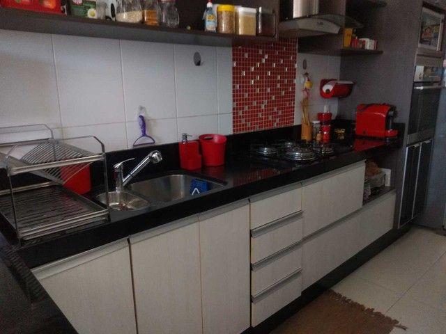 Apartamento à venda com 3 dormitórios em Ponta da praia, Santos cod:212642 - Foto 8