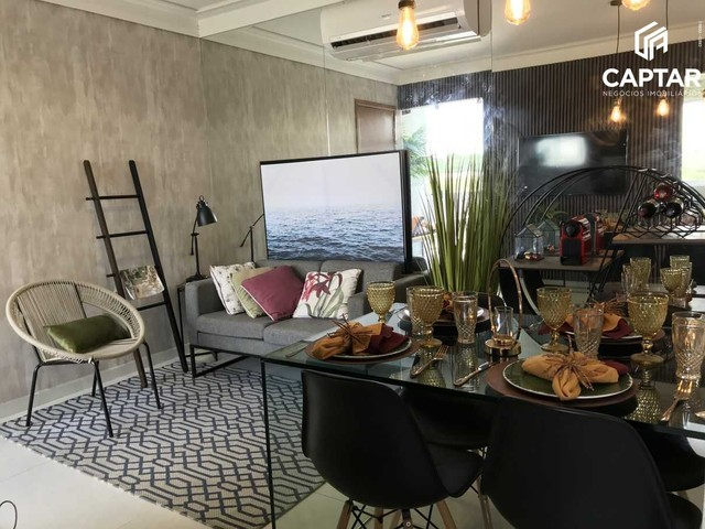 Apartamento 2 Quartos, Residencial Ipojuca Indianópolis 1, Financiado Pelo Minha Casa Minh - Foto 5