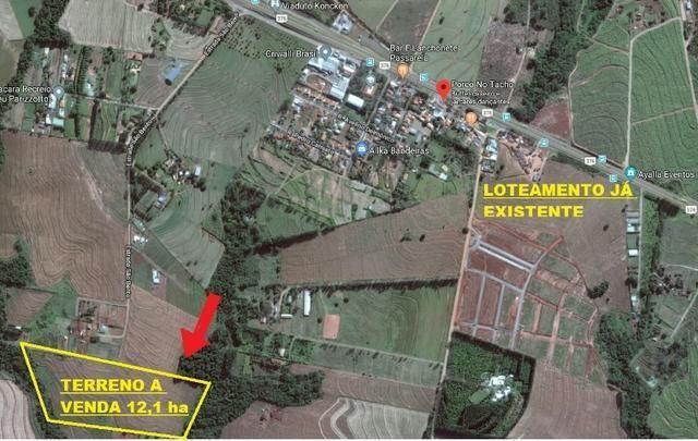 Terreno para Loteamento Condomíno ou Chacaras (Aceito propostas)