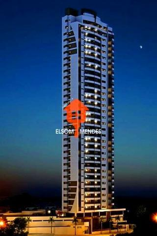 Artisan - Apartamento no melhor do Alto branco com 03 quartos, varanda e lazer completo