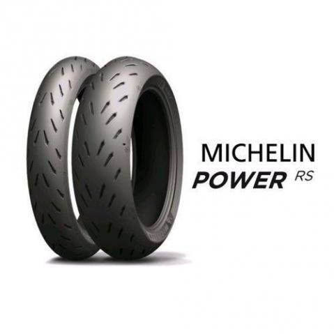 Pneu 18/55-17 Power Rs (Michellin)