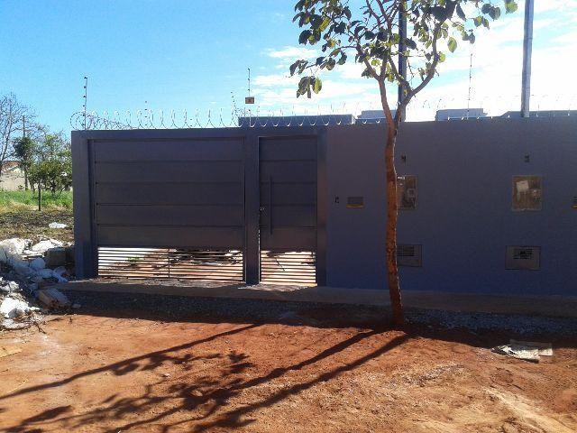 Casa nova bairro jardim noroeste ( 6 x 30 )