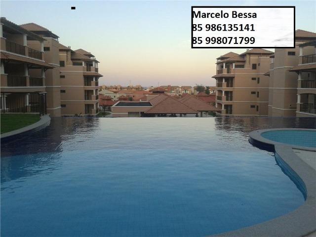 Beverly Hills /02 suites / Porto das Dunas / 350 mil