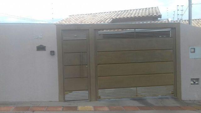 Aluga-se casa no bairro São Francisco