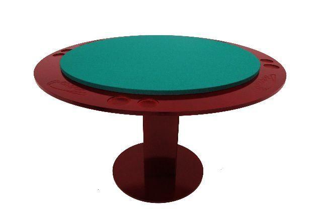 Mesa Poker Carteado Baralho Pro Oficial Klopf 1077