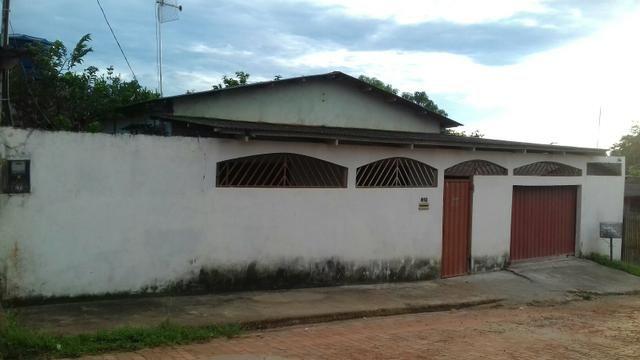 Vendo ou troco uma casa no Bujari por uma em Rio Branco