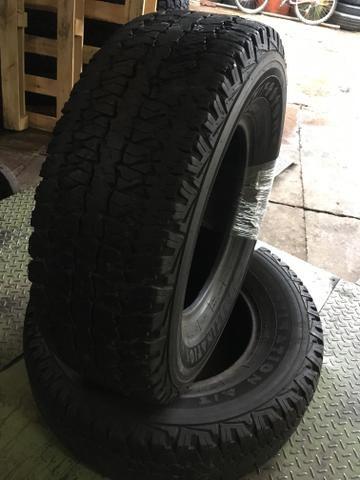 Par de Pneu 265/70r16 Bridgestone