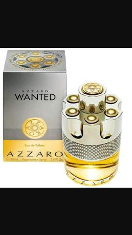 Perfume Azzaro Wanted 100ml Original