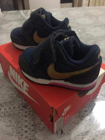 Tênis Nike infantil 18.5