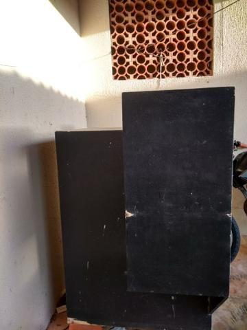 Estrutura de paredão