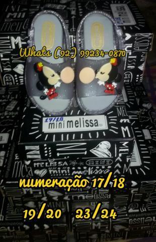 PROMOÇÃO de Melissas BABY com 20% desconto