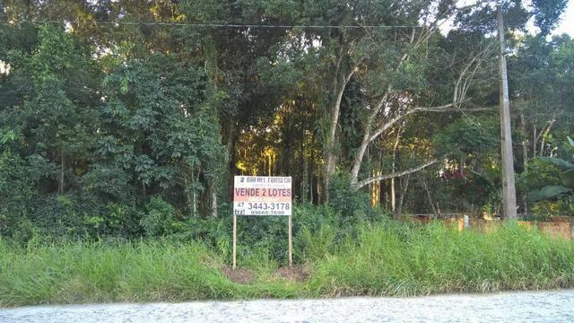 Terreno 384 m2, Praia das Palmeiras. Itapoa-Sc