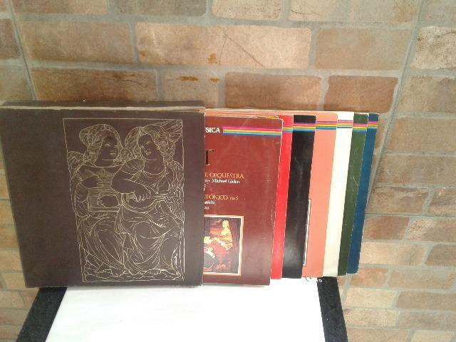 Vinil coleção clássica Mestres da Musica usado