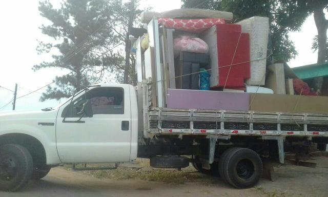 Mudanças & transportes no caminhão carga aberta!!!991776369