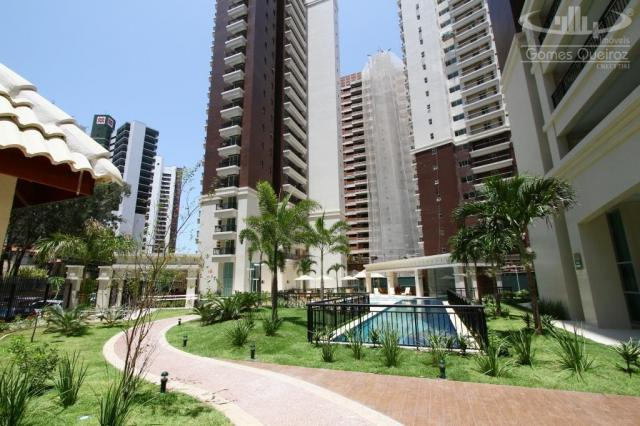 Apartamento residencial à venda, cocó, fortaleza. - Foto 10