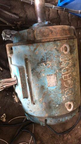 Motor 150cv trifasico 6 polos revisado