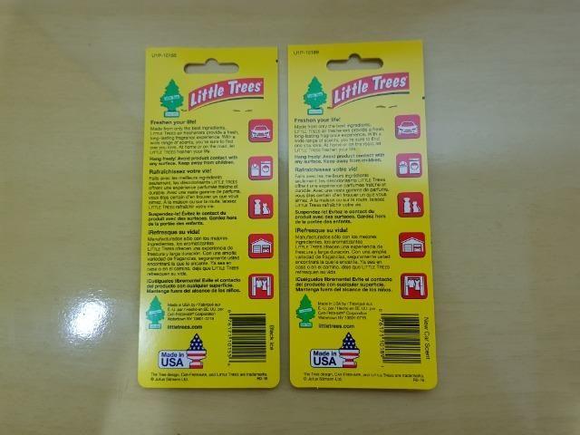 22ed68116 Aromatizantes para Carros! Little Trees! 02 unidades - Frete Grátis -  Promoção!