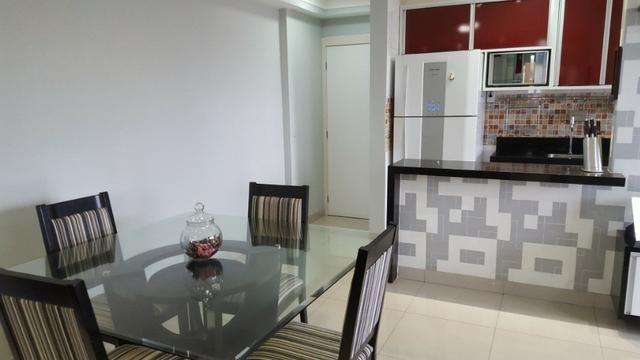 Apartamento com 3 dormitórios _sendo 1 suíte_todo no porcelanato_mais de 40 ítens de lazer - Foto 4