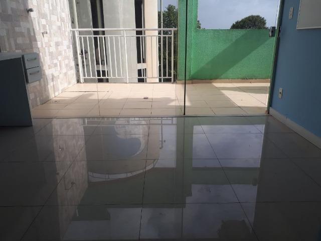 Apartamento Reformado no condominio Rio das pedras c/2/4 primeiro andar