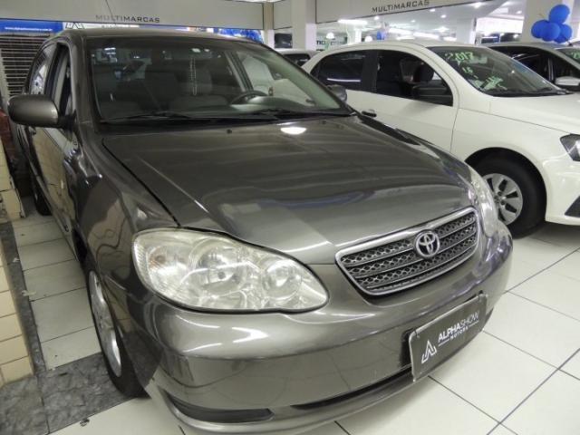 Toyota corolla 2005 1.8 xei 16v gasolina 4p automÁtico - Foto 3