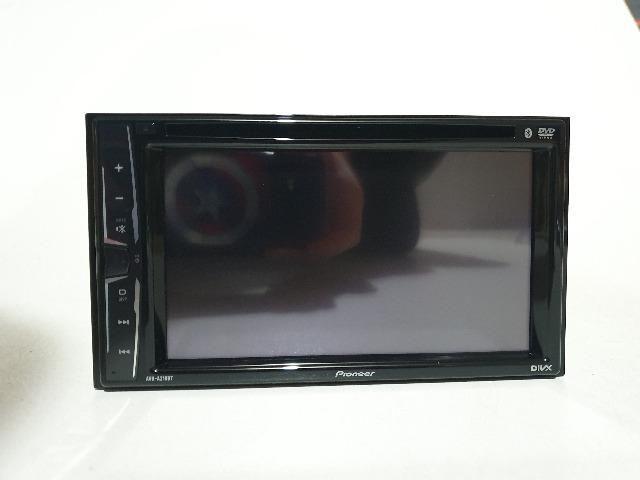 Central Multimídia DVD Pioneer AVH-A218BT - 2 Din Touch Screen, Bluetooth - Foto 5