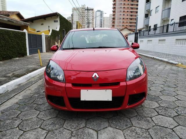 Renault Sandero EXP 1.0 flex 2012 completo - Foto 8