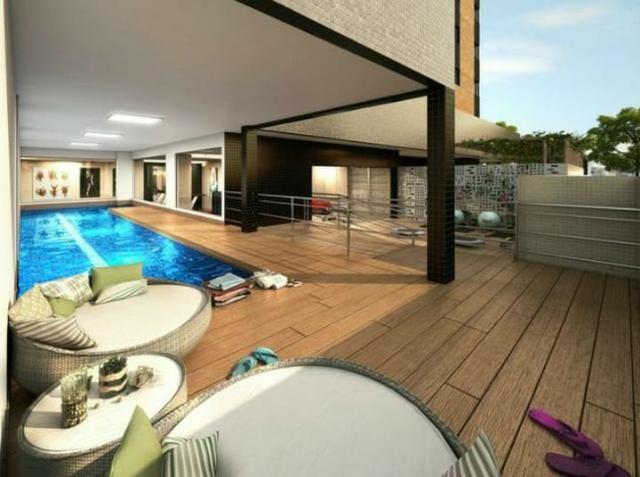 Altíssimo Padrão na Gruta o Apto no Edf Grand Versalles com 3 suites - Em construção - Foto 5