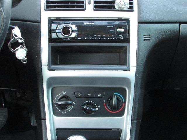 Peugeot 307 presence 48x539 sem entrada 1.6 completo - Foto 7
