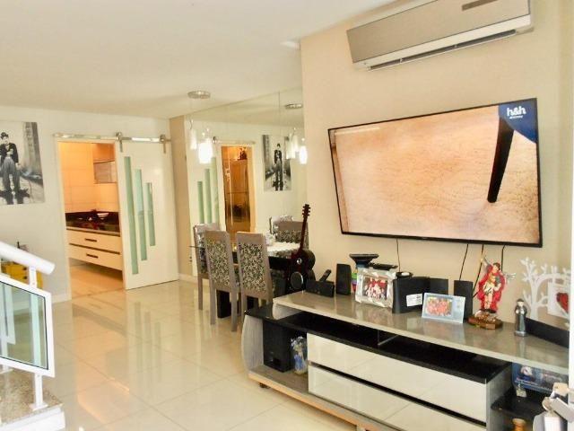 Casa Duplex em condomínio na Lagoa Redonda com 3 quartos e 2 vagas - Foto 7