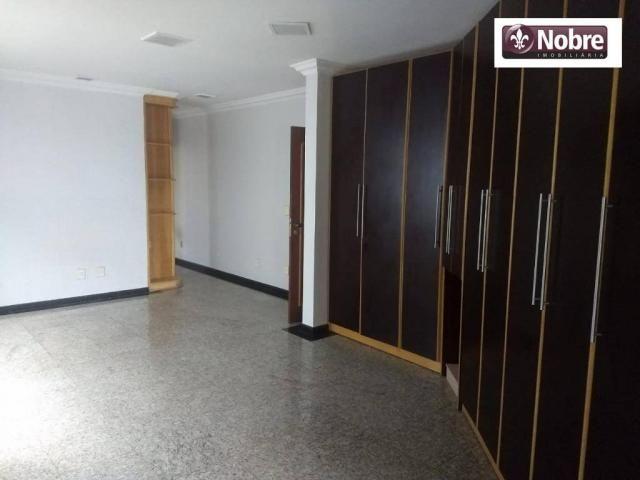 Sobrado com 4 dormitórios para alugar, 289 m² por r$ 3.520/mês - plano diretor sul - palma - Foto 9